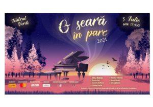 Первый концерт O seară în parc после 2 лет ожидания