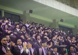 Pleacă sau rămân? Cum absolvenții Universității de Medicină au depus jurământul lui Hippocrate și unde vor pleca în continuare