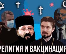 «Ковид — это благословение»? Что говорит о вакцинации Православная церковь и другие конфессии в Молдове (ВИДЕО)
