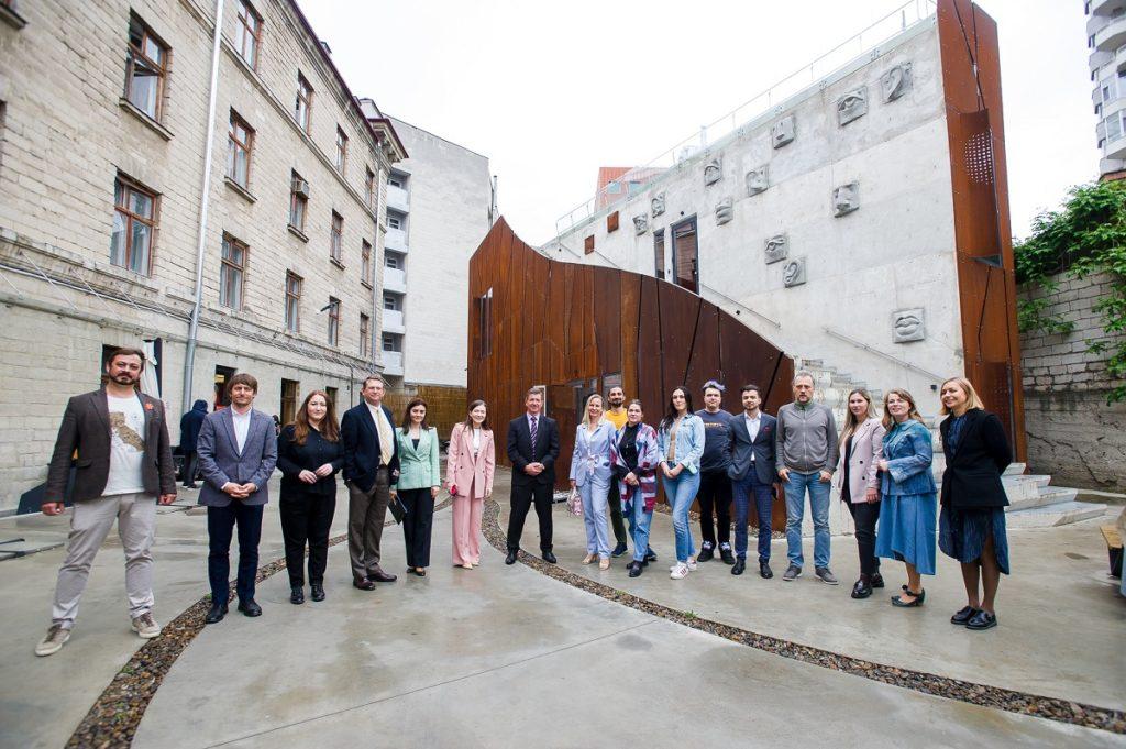 Fundația Moldcell extinde parteneriatul strategic cu Centrul Industriilor Creative și devine Ambasador Artcor