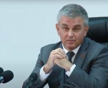 """""""Voi spune sincer"""". Krasnoselski i-a mulțumit Maiei Sandu pentru livrările de vaccin în Transnistria (VIDEO)"""