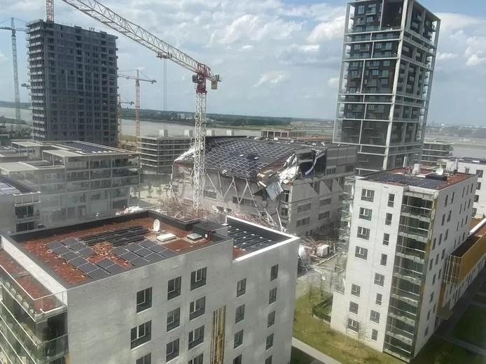 МИДЕИ сообщило о гибели гражданина Молдовы при обрушении здания в Бельгии