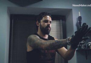 Линия жизни. История татуировщика, который отказывается быть «человеком без родины» (ВИДЕО)
