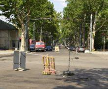ВКишиневе надва дня перекроют участок улицы Крянгэ. Как будет ходить общественный транспорт?