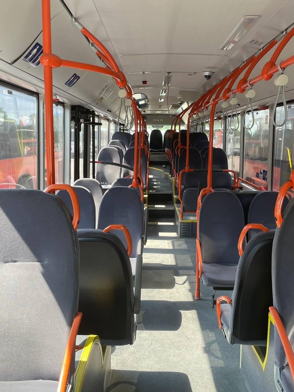 ВКишинев доставили семь автобусов, купленных вНорвегии (ФОТО)