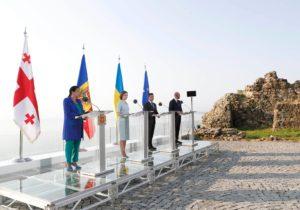 Cât a costat vizita Maiei Sandu în Georgia? Administrația Prezidențială a publicat raportul cheltuielilor