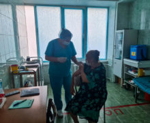 ВКомрате иКаушанах проходят марафоны вакцинации откоронавируса
