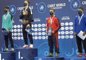 Sportivul moldovean Alexandru Solovei a devenit campion mondial la lupte greco-romane (VIDEO)