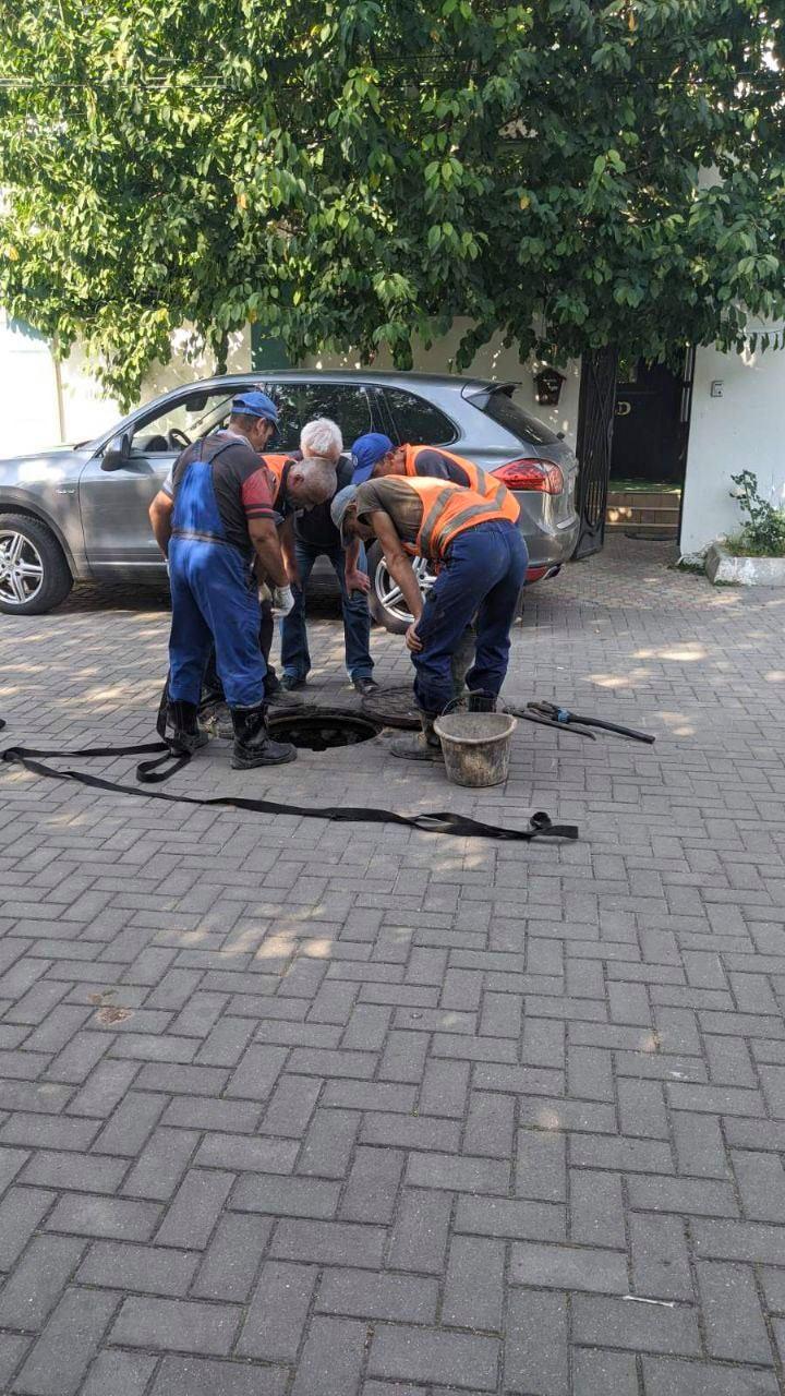 ВКишиневе мини-отель незаконно подключился кцентральной системе водоснабжения