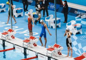 Înotătoarea Tatiana Salcuțan și-a încheiat evoluția la Jocurile Olimpice de la Tokyo