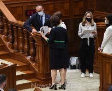 Парламент избирает новое руководство. Кто станет спикером? Онлайн трансляция NM