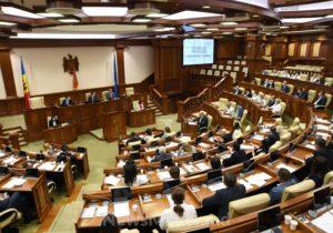 Deputații se vor întruni în ședință pe 6 august. Acordarea votului de încredere guvernului Gavrilița pe ordinea de zi