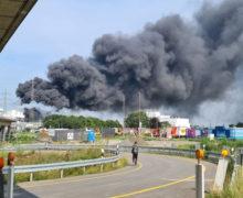 ВГермании нахимзаводе произошел взрыв. Власти объявили максимальный уровень опасности (ВИДЕО)