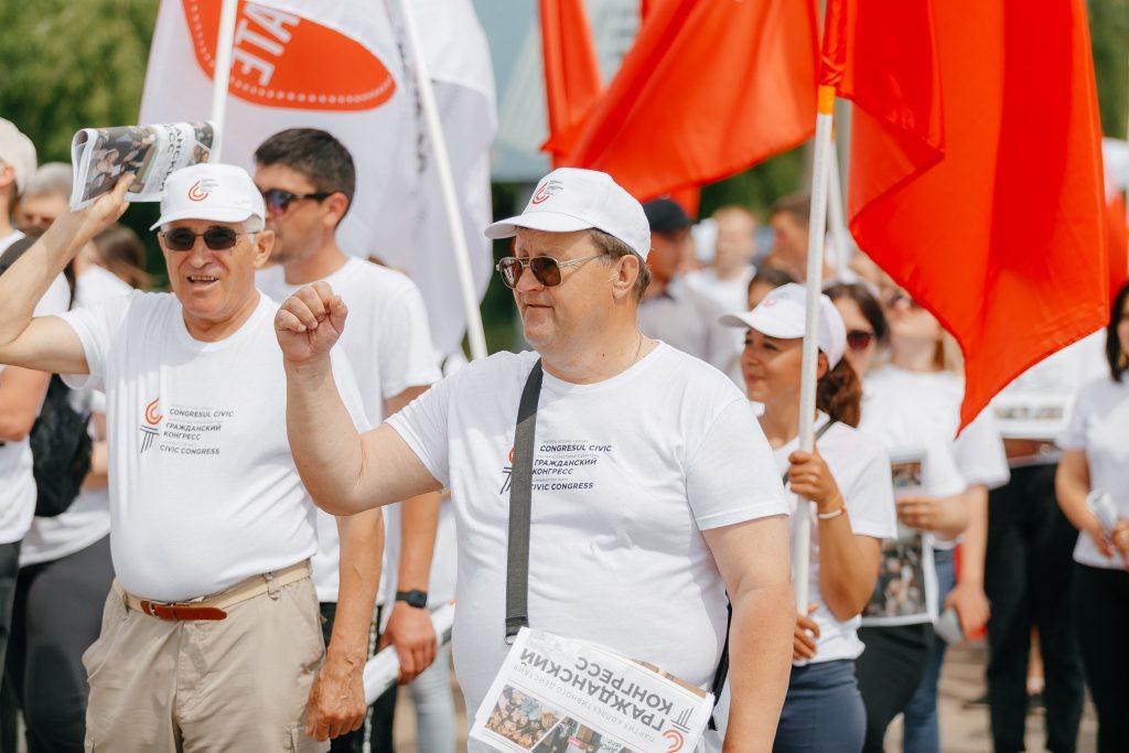 Ткачук и его команда. На что живут кандидаты «Гражданского конгресса». Досье NM