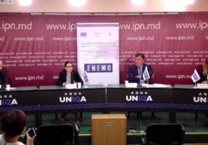 ENEMO представила отчет овыборах вМолдове (ВИДЕО)