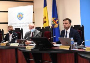 CEC a validat rezultatul alegerilor parlamentare anticipate din 11 iulie