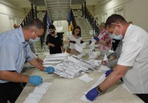 Наблюдатели Promo-LEX отчитались об инцидентах на выборах. Их было меньше, чем во время выборов президента