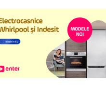 Standarte europene a electrocasnicelor marca Whirlpool și Indesit acum și la ENTER