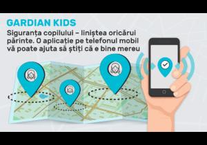 Ce înseamnă Gardian Kids sau cum un start-up din Moldova permite părinților o dată în plus să nu-și facă griji pentru copii