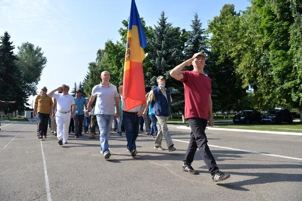 Как проходит подготовка квоенному параду послучаю Дня независимости Молдовы (ФОТО)