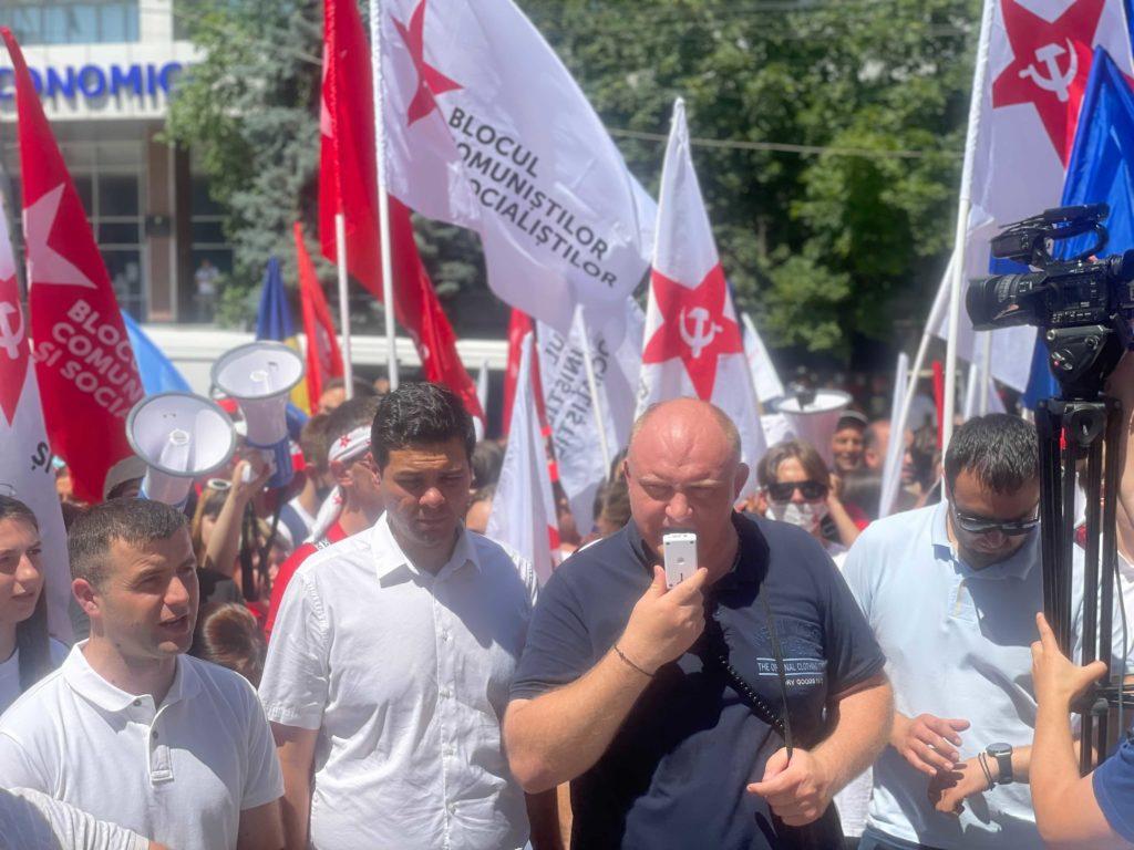 «Провокаторы будут купаться вДнестре». Блок ПКРМ-ПСРМ протестует перед Высшей судебной палатой из-за сокращения участков для приднестровцев. Стрим NM (ОБНОВЛЕНО)