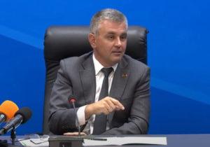 """""""Cât există Transnistria, va exista """"limba moldovenească"""". Krasnoselski, despre posibile divergențe cu Chișinăul"""
