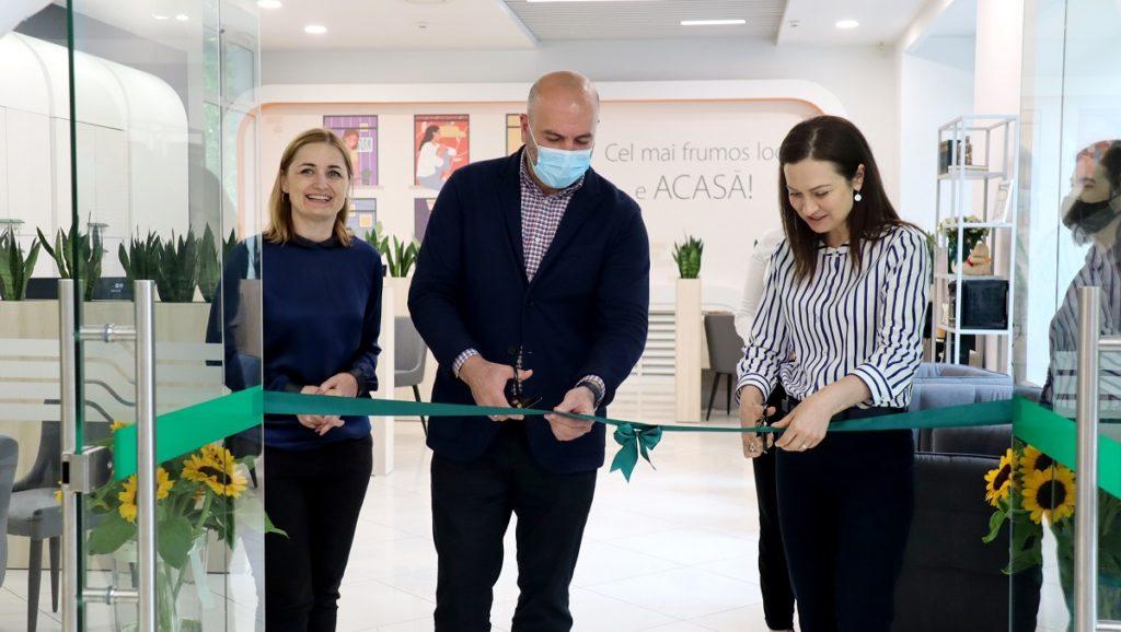 Дома лучше! В Кишиневе открылся Центр ипотечного кредитования MAIB