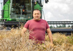Олег Поповиченко: «На юге Молдовы в этом году высокий урожай пшеницы и рапса»