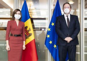 ЕСорезультатах выборов вМолдове: «PAS готова воплотить амбициозный план президента Майи Санду»