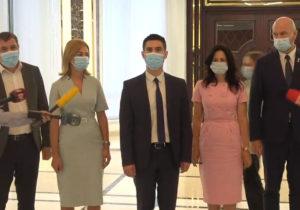 Фракция PAS на консультации с Санду предложила Гаврилицу на должность премьер-министра