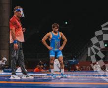 Luptătorul de stil greco-roman Victor Ciobanu s-a clasat pe locul 5 la Jocurile Olimpice de la Tokyo