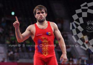 Молдавский борец Виктор Чобану поборется забронзовую медаль Олимпиады