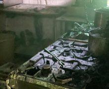 ВКишиневе вкафе произошел пожар (ФОТО)