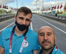 Атлет Андриан Мардаре прошел вфинал Олимпиады