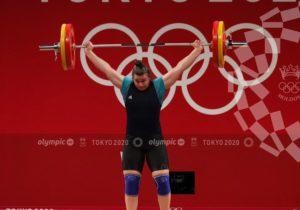 Halterofila Elena Cîlcic s-a clasat în top 10 la Jocurile Olimpice de la Tokyo