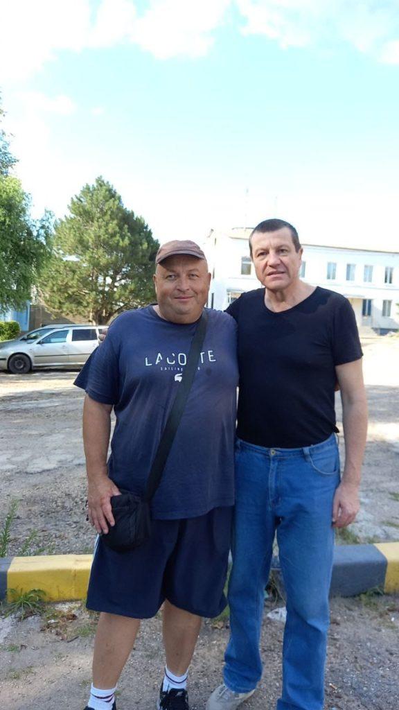 ВПриднестровье освободили активиста, обвиненного в«оскорблении» Красносельского. Онпросидел втюрьме год