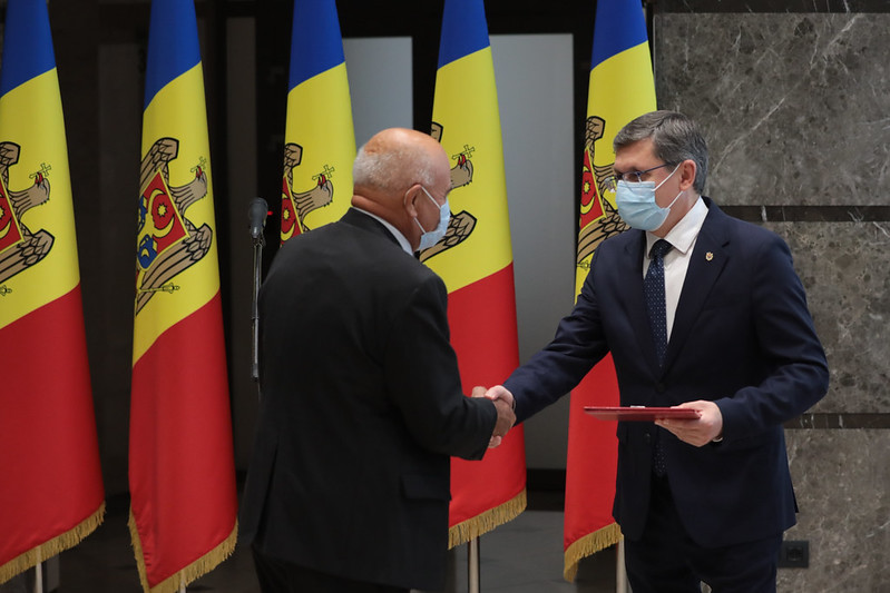 Vali Boghean, Daniel Ioniță și Ion Iovcev, printre personalitățile apreciate cu diplome de onoare de Ziua Independenței (FOTO)