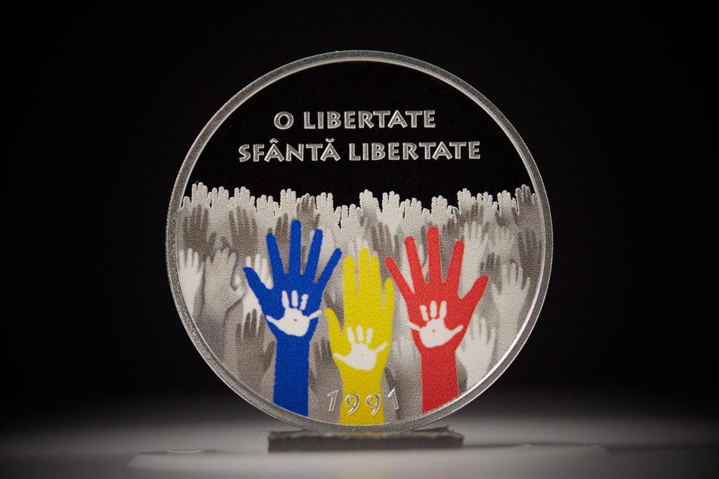 Trei monede dedicate celor 30 de ani de independență a Republicii Moldova au fost puse în circulație (VIDEO)