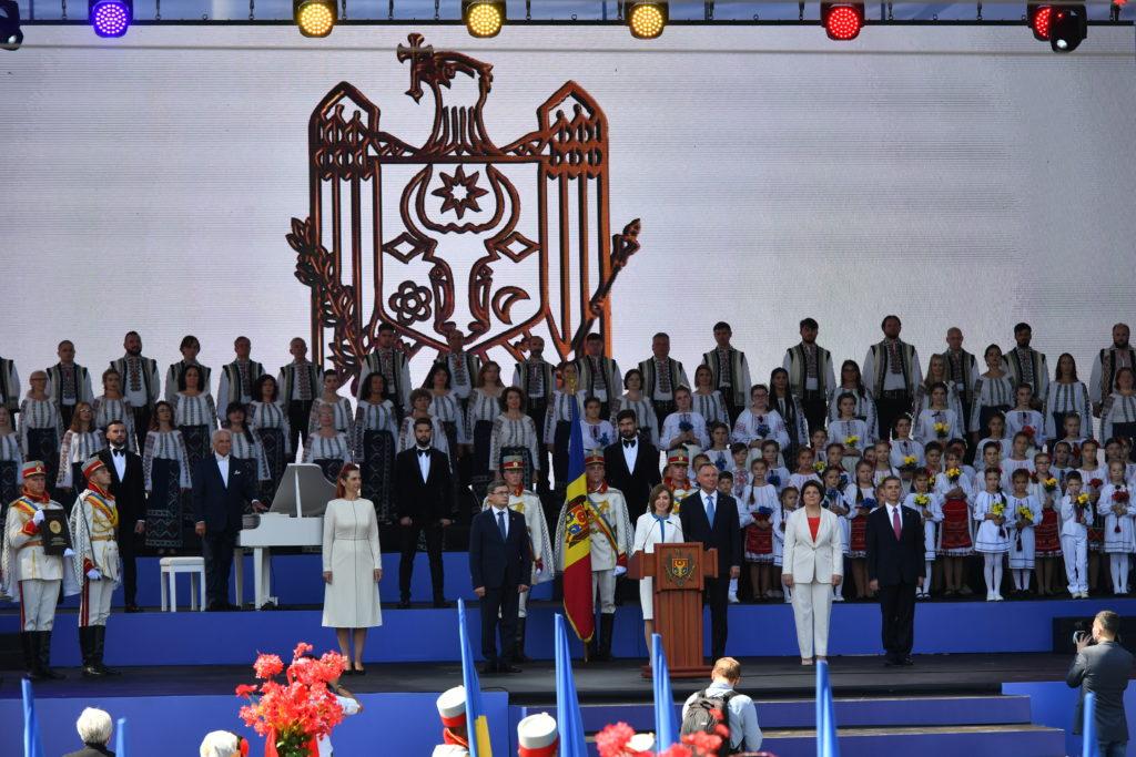 Как Молдова праздновала 30-летие независимости. Фоторепортаж NM