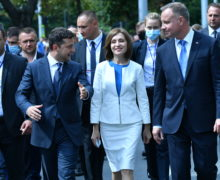Президенты Молдовы, Польши, Украины ипремьер Грузии проведут встречу вНью-Йорке