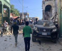Cutremur de 7,2 grade, în Haiti. Peste 300 de persoane au decedat, iar alte 1700 au fost rănite (FOTO)