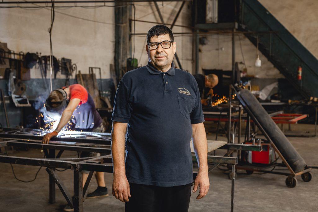 Алексей Ермураке. Как за 3 года развить успешное производство металлоизделий