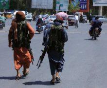 Kabul a rămas singurul mare oraș controlat de guvernul afgan. Jalalabad a fost cucerit de talibani