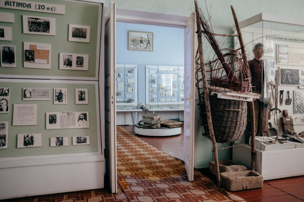 Музеи как способ сохранения идентичности