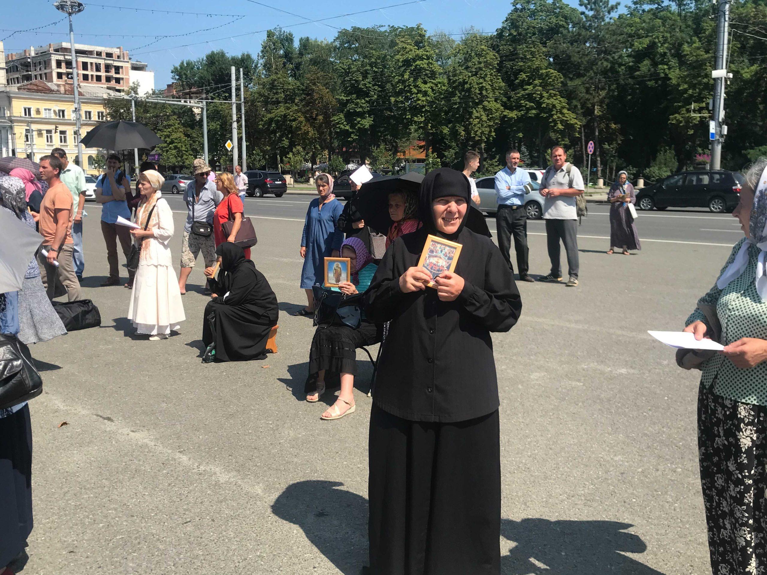 ВКишиневе проходит протест против обязательной вакцинации от коронавируса. Стрим NM
