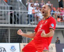 Молдова прошла вфинал чемпионата Европы попляжному футболу