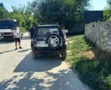 Șoldănești: Un șofer în stare de ebrietate avansată s-a inversat cu mașina