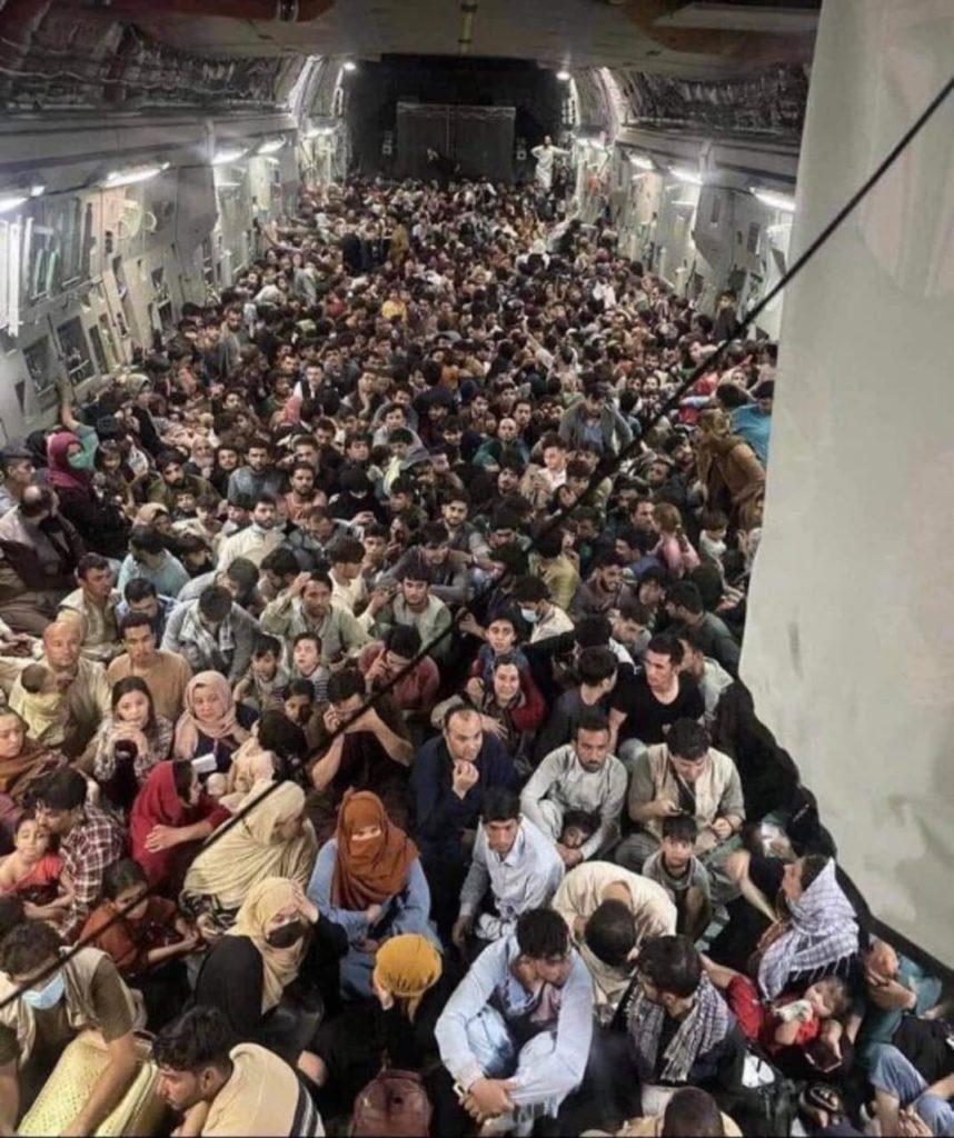 SUA a confirmat depistarea unor rămășițe umane într-un avion care a decolat din Kabul