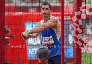 Легкоатлет изМолдовы Сергей Маргиев вышел вфинал Олимпийских игр вТокио