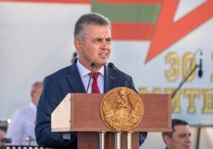 """Krasnoselski, la aniversarea armatei: """"Nu exclud variantele de soluționare a diferendului transnistrean cu aplicarea forței"""""""